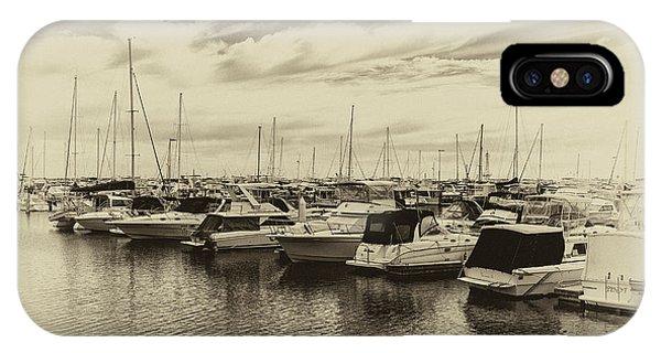 Hillarys Boat Harbour, Western Australia IPhone Case