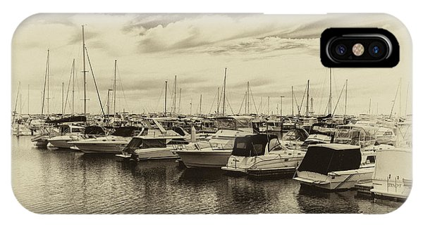 Hillarys Boat Harbour, Western Australia IPhone Case