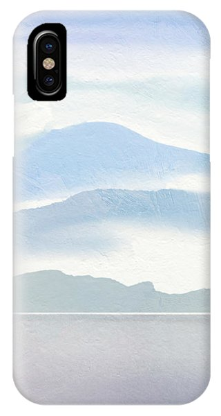 Hills In Borneo IPhone Case