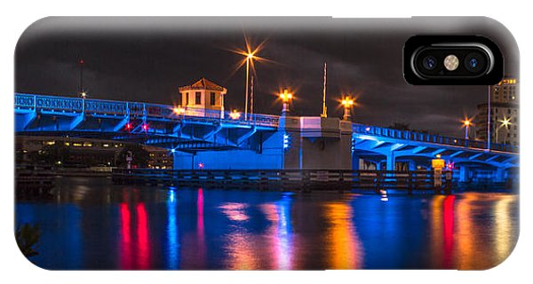 Hillsborough River IPhone Case