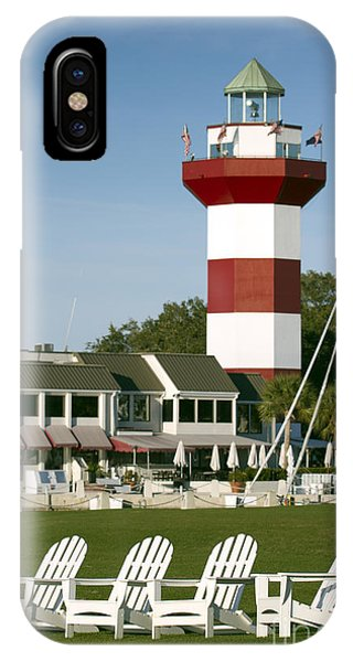 Hilton Head Island Lighthouse IPhone Case