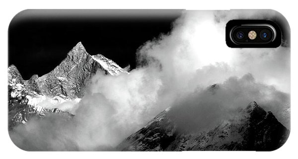 Himalayan Mountain Peak IPhone Case