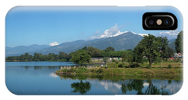 Himalayan Panorama IPhone Case