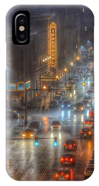Hippodrome Theatre - Baltimore IPhone Case