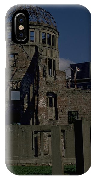 Hiroshima Peace Memorial IPhone Case