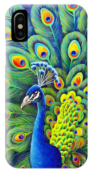 His Splendor IPhone Case