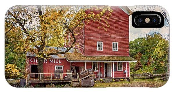 Historic Bowens Mills IPhone Case