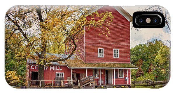 Historic Bowens Mills IPhone Case