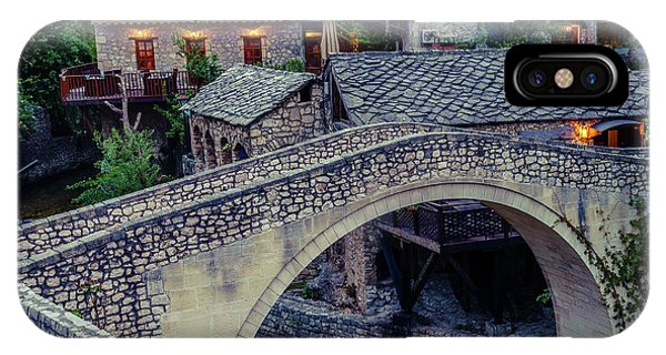 Mostar iPhone Case - Historic City Of Mostar by Alexey Stiop