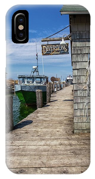 iPhone Case - Historic Fishtown 12 by Heather Kenward