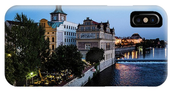 Historic Prague IPhone Case