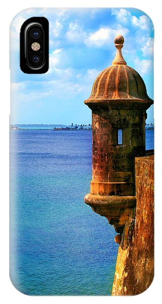 Historic San Juan Fort IPhone Case