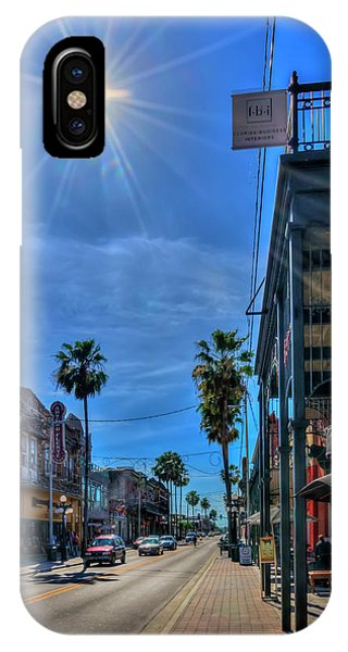 Trolley Car iPhone Case - Historic Ybor by Marvin Spates