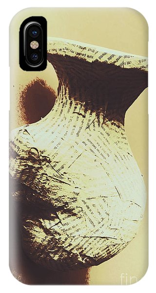Damage iPhone Case - History Is Written By The Victors by Jorgo Photography - Wall Art Gallery