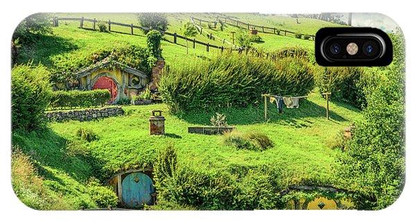 Hobbit Hills IPhone Case