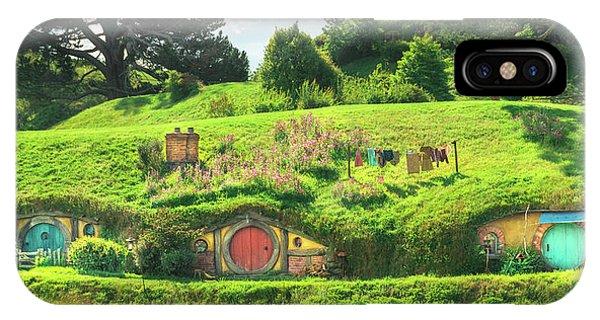 Hobbit Lane IPhone Case