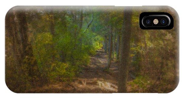 Hobbit Path IPhone Case