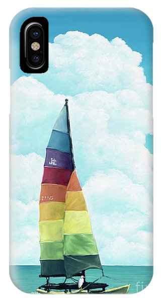 Hobie Bird IPhone Case
