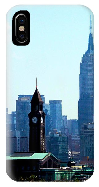 Hoboken And New York IPhone Case