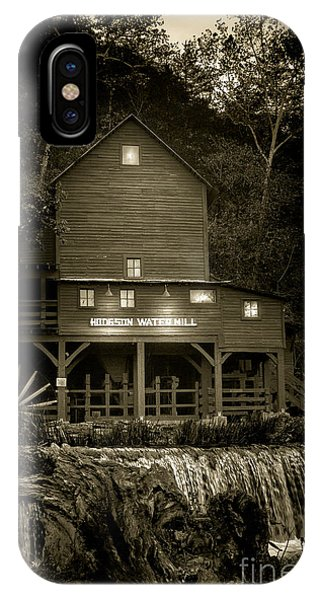 Hodgson Gristmill IPhone Case