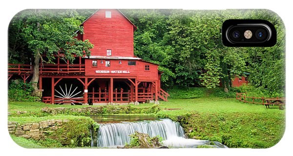Hodgson Water Mill IPhone Case