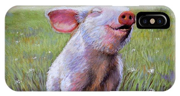 Hog Heaven IPhone Case