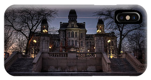 Hogwarts - Hall Of Languages IPhone Case