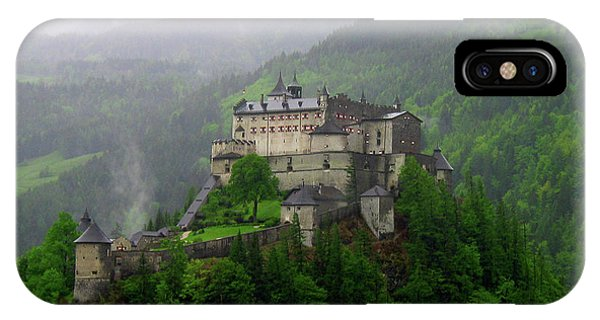 Hohenwerfen Castle IPhone Case
