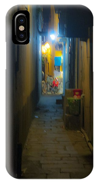 Hoi An Alleyway IPhone Case