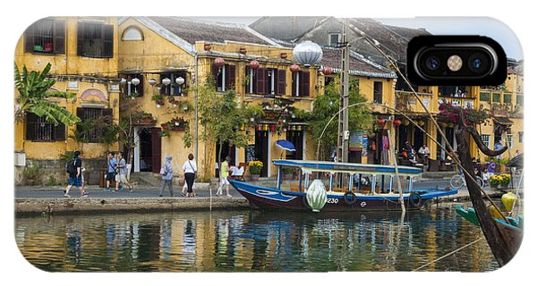 Hoi An On The River IPhone Case