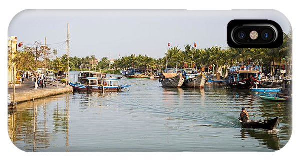 Hoi An River IPhone Case