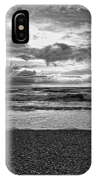 Hokitika Beach - New Zealand I IPhone Case