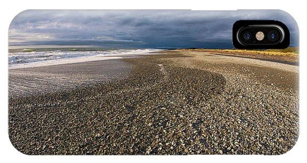 Hokitika Beach New Zealand II IPhone Case