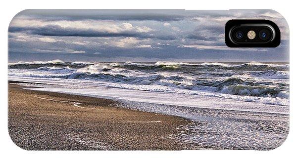 IPhone Case featuring the photograph Hokitika Beach New Zealand IIi by Steven Ralser