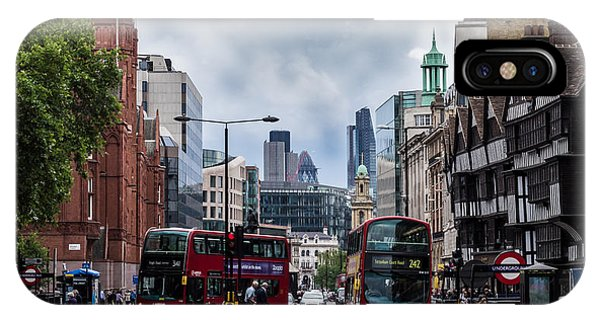 Holborn - London IPhone Case