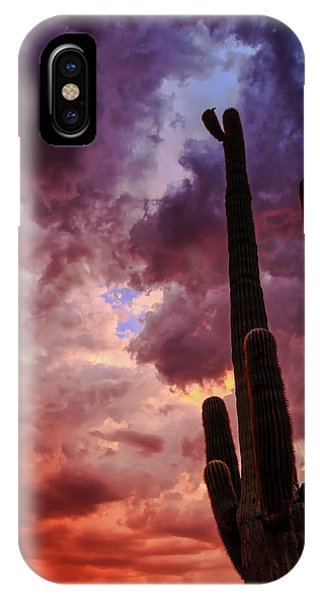 Hole In The Sky IPhone Case