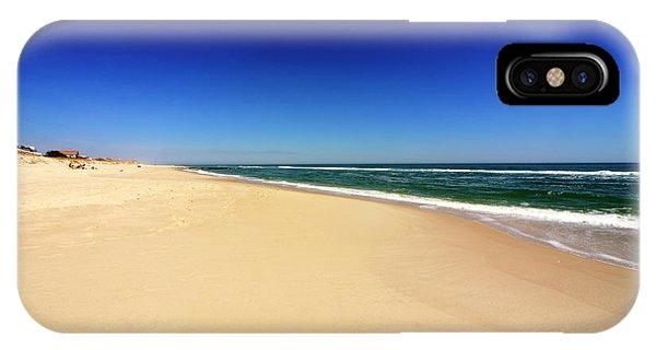 Holgate Beach At Long Beach Island IPhone Case