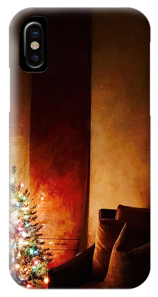 Holiday Surfboard IPhone Case