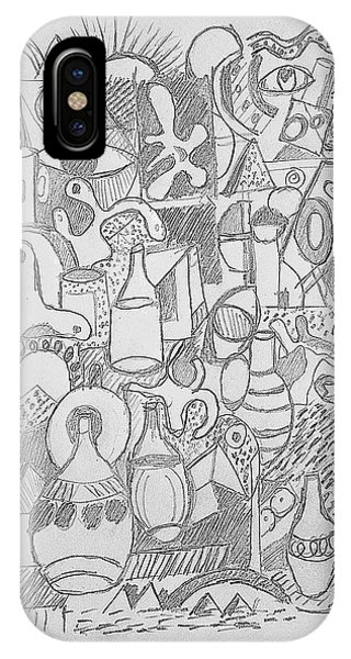 Holiday Thoughts IPhone Case