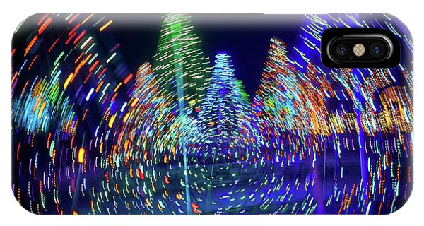 Holidays Aglow IPhone Case