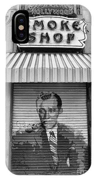 Hollywood Smoke Shop IPhone Case
