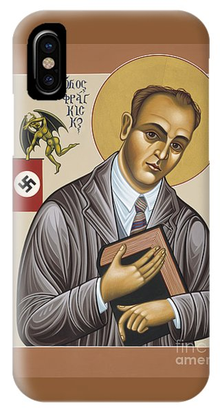 Holy Blessed Martyr Franz Jagerstatter 049 IPhone Case