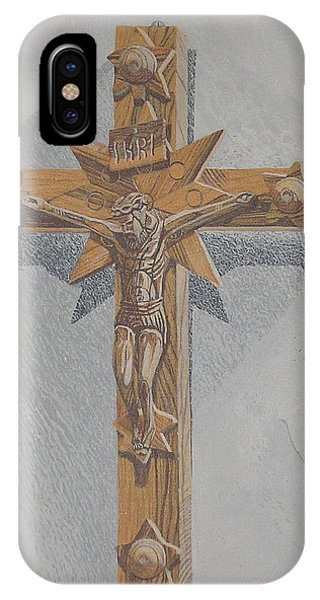 Holy Cross IPhone Case