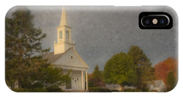 Holy Cross Parish Church IPhone Case