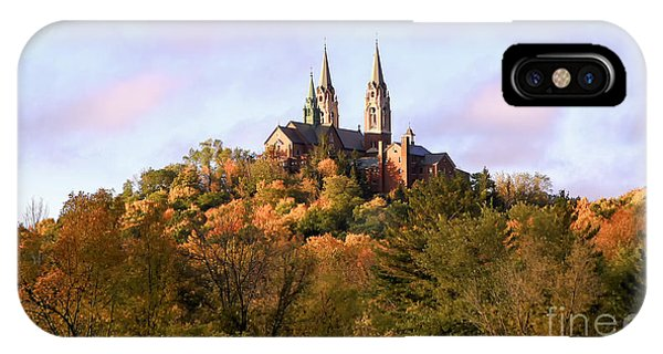 Holy Hill Basilica, National Shrine Of Mary IPhone Case