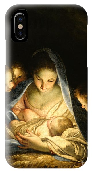 Holy Night IPhone Case