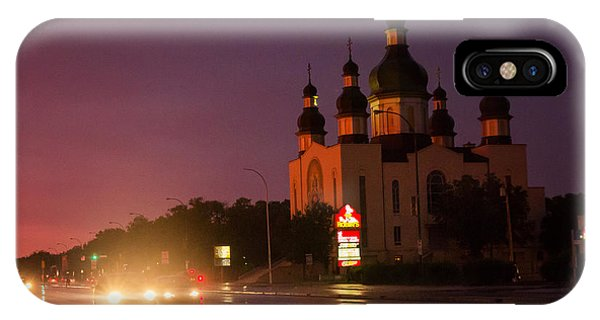 Holy Trinity Church Phone Case by Bryan Scott