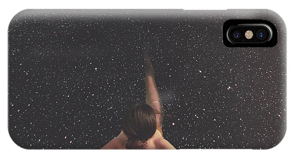 Night iPhone Case - Holynight by Fran Rodriguez
