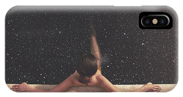 Nasa iPhone Case - Holynight by Fran Rodriguez