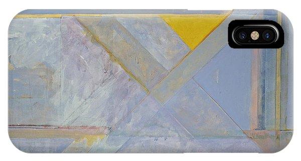 Homage To Richard Diebenkorn's Ocean Park Series  IPhone Case